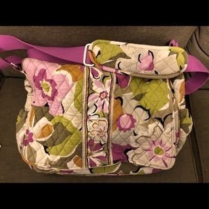 New without tags Vera Bradley diaper bag